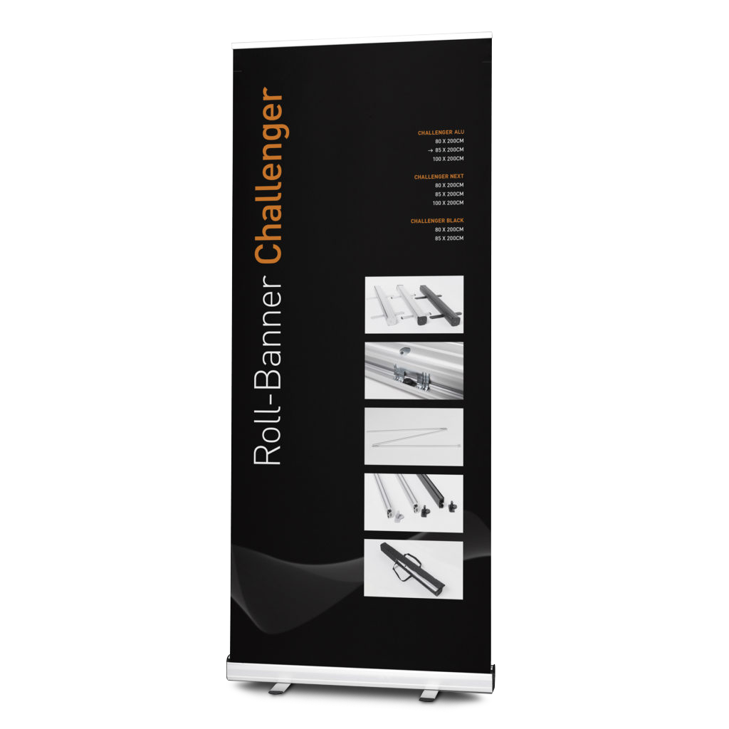 Roll-Up-Display Challenger Next