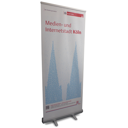 Roll-Up-Display